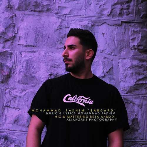 دانلود آهنگ جدید محمد فخیم بنام برگرد