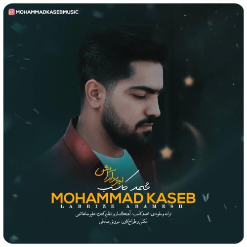 دانلود آهنگ جدید محمد کاسب بنام لبریز آرامش