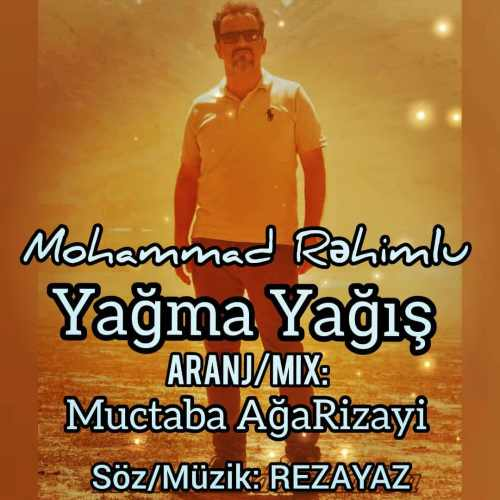دانلود آهنگ جدید محمد رحیم لو بنام یاغما یاغیش