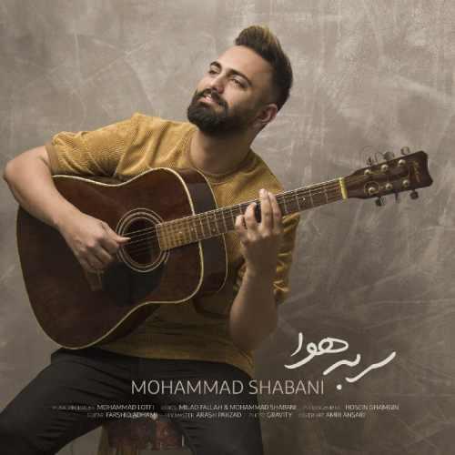 آهنگ جدید محمد شعبانی بنام سر به هوا