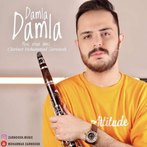 دانلود آهنگ جدید بی کلام محمد زرنوش بنام داملا داملا