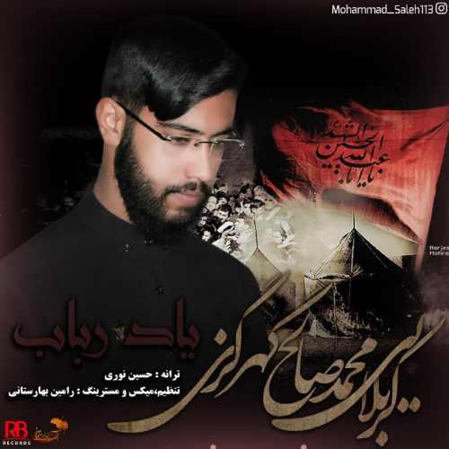 دانلود آهنگ جدید محمدصالح گهرگزی بنام یاد رباب
