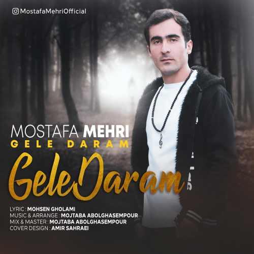 دانلود آهنگ جدید مصطفی مهری بنام گله دارم
