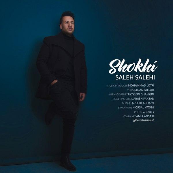 دانلود آهنگ جدید صالح صالحی بنام شوخی