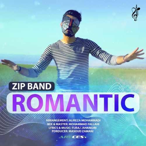 دانلود آهنگ جدید زیپ بند بنام رمانتیک
