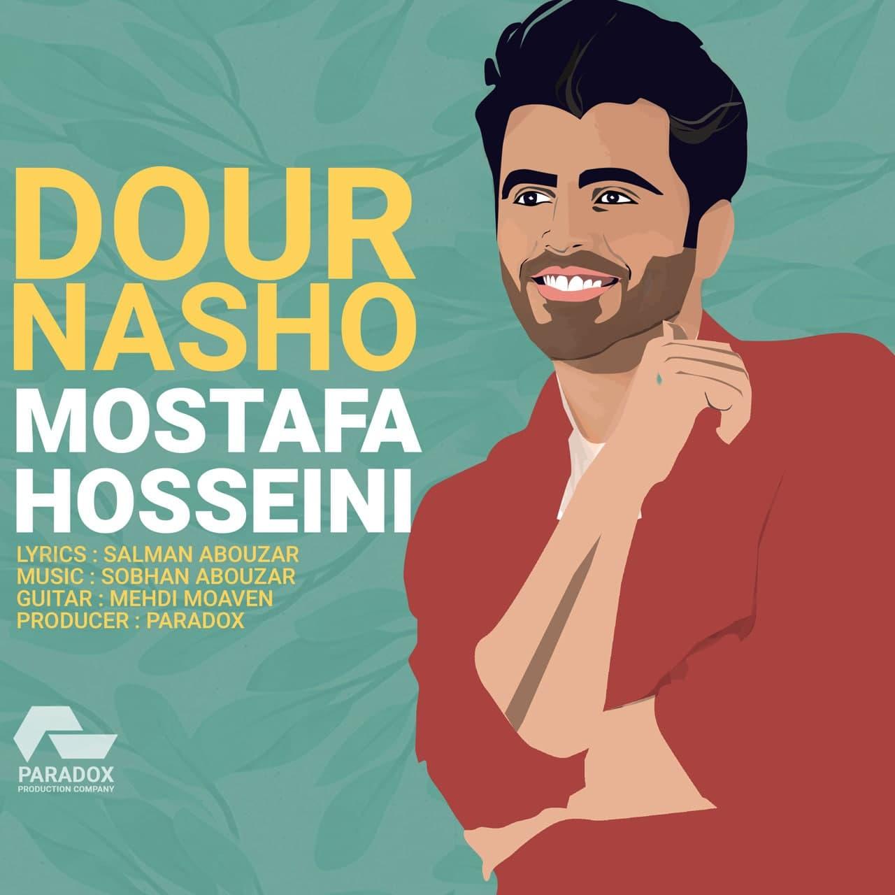 دانلود آهنگ جدید مصطفی حسینی بنام دور نشو