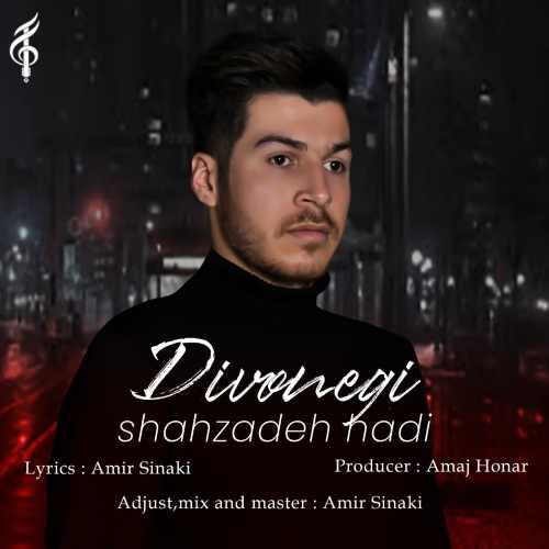 دانلود آهنگ جدید شاهزاده هادی بنام دیوونگی