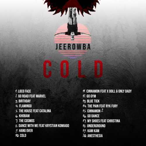 دانلود آلبوم جدید جیروبا بنام Cold