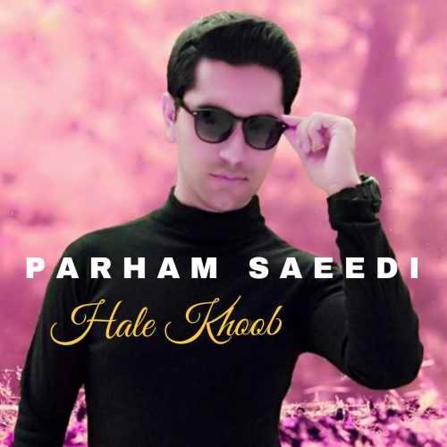 دانلود آهنگ جدید پرهام سعیدی بنام حال خوب