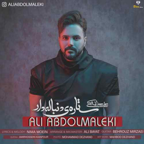دانلود آهنگ جدید علی عبدالمالکی بنام ستاره ی دنباله دار