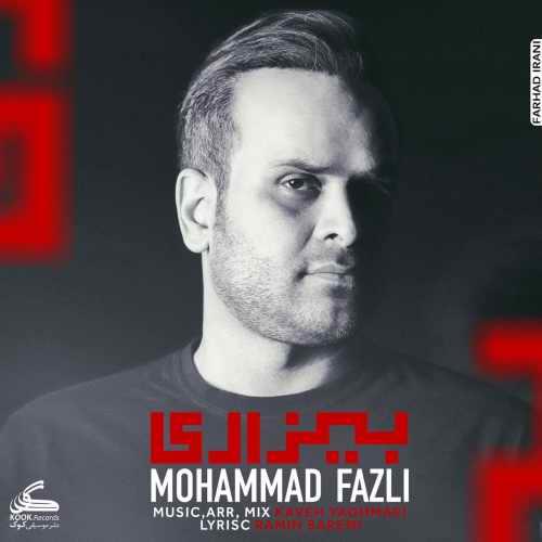 دانلود آهنگ جدید محمد فضلی بنام بیزاری