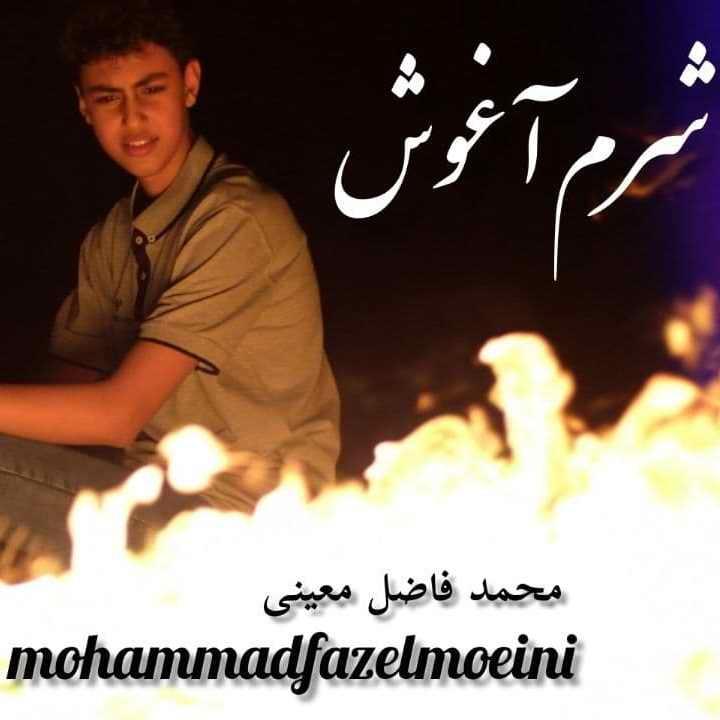 دانلود آهنگ جدید محمدفاضل معینی بنام شرم آغوش
