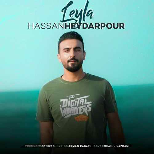 دانلود آهنگ جدید حسن حیدرپور بنام لیلا