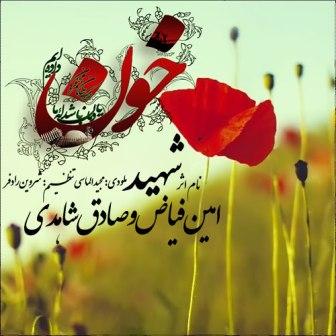 دانلود آهنگ جدید امین فیاض و صادق شاهدی به نام شهید