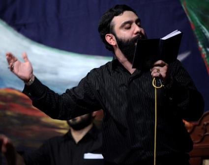 دانلود جلسه شب ششم و هفتم محرم ۱۳۹۲ خادم الرضا (ع) قم