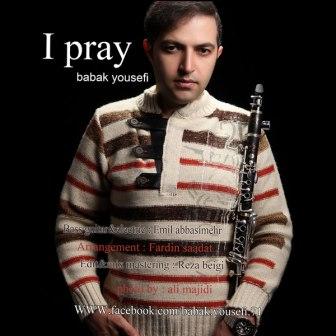 دانلود آهنگ بی كلام جدید بابك یوسفی به نام I Pray