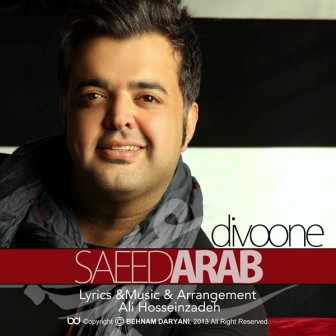 دانلود آهنگ جدید سعید عرب به نام دیوونه