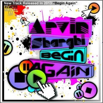 دانلود آهنگ بیکلام جدید آروین شرقی به نام Begin Again