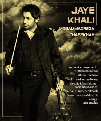 دانلود آهنگ جدید محمدرضا چاره خواه به نام جای خالی