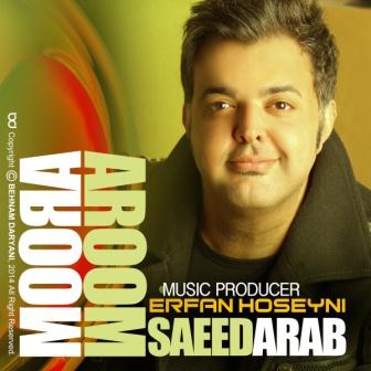 دانلود آهنگ جدید سعید عرب با نام آروم آروم
