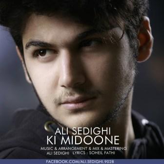 دانلود آهنگ جدید علی صدیقی به نام کی میدونه
