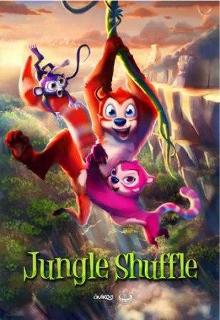 دانلود انیمیشن جدید Jungle Shuffle 2014